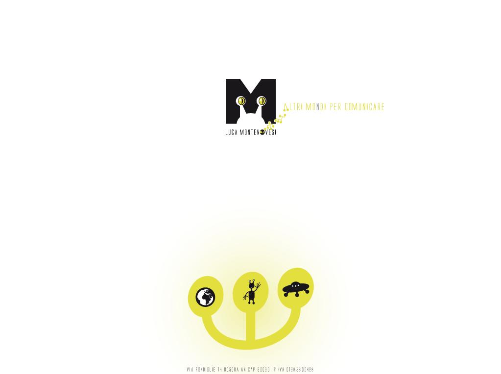 Luca Montenovesi: grafico, illustratore, advertiser